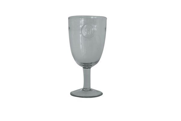 Ποτήρι νερού H2O με πόδι