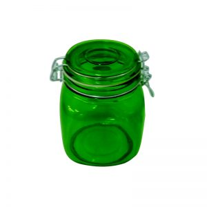 Δοχείο με κλείστρο 800 ml πράσινο