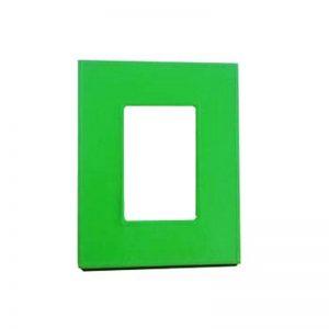 Φωτογραφοθήκη PU πράσινη