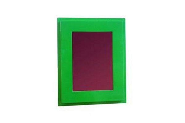 Φωτογραφοθήκη ξύλο/λάκα πράσινη