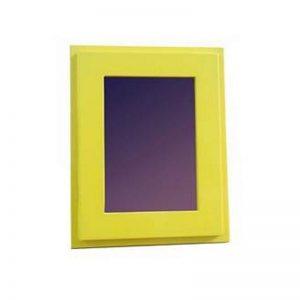 Φωτογραφοθήκη ξύλο/λάκα κίτρινη
