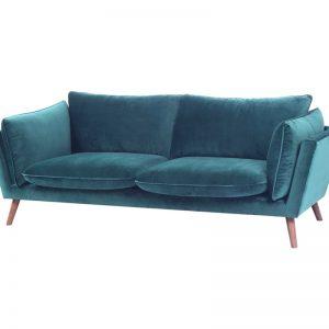 Καναπές διθέσιος  σκούρο γκρι