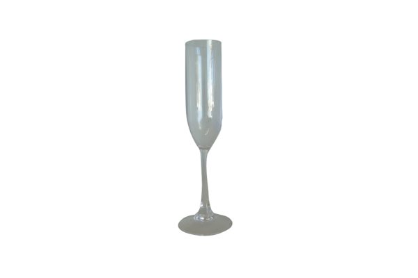 Ποτήρι σαμπάνιας  ακρυλικό  διάφανο
