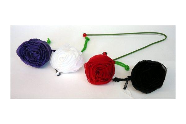 Τσάντα για ψώνια σε θήκη τριαντάφυλλο