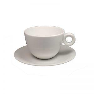 Φλυτζάνι καφε  ETO με πιάτο  85ml