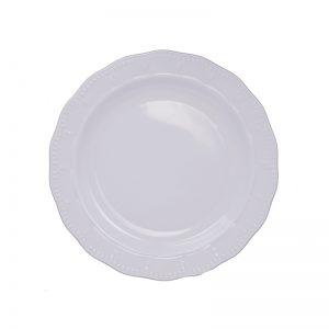 Πιάτο ρηχό 26cm πορσελάνη